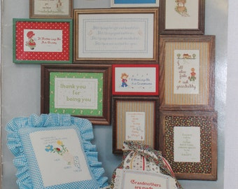Special People Cross Stitch