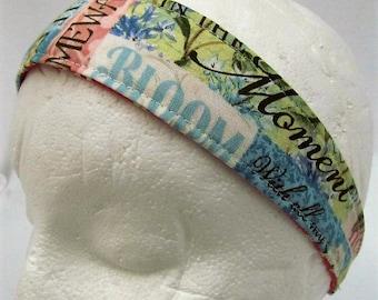 Headband  Headband for Girls - Headband for Women - Gift for Girls - Stocking Stuffer - Cotton Headband - Reversible Headband