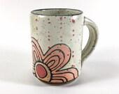 Melon Flower Coffee Mug