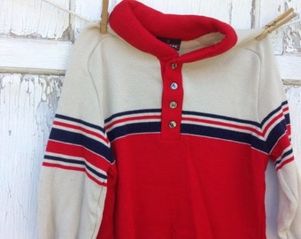 30%OFF SUPER SALE- Vintage Seventies Sweater-Demetre-Mens Large