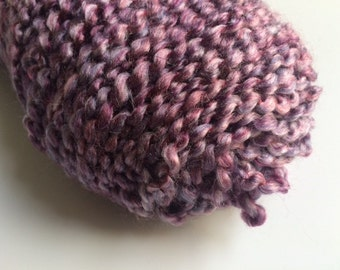 almost full skein of Lion Brand Homespun yarn destash