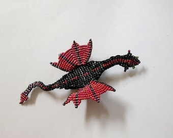 Dragon Brooch  Custom Made
