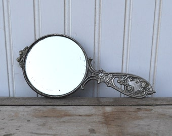 Small Hand Mirror - Royal Hill Vintage