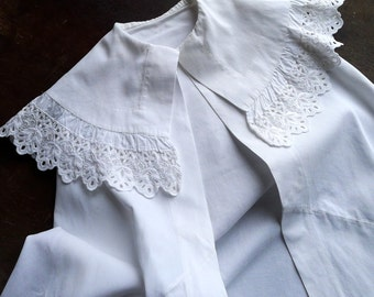 Antique Christening or First Communion Cape