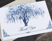 Oak Tree Thank You Card - Design Fee