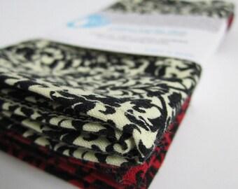 handkerchief revival .. cotton hanky duo