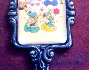 Vintage Disney Collectible Spoon Mickey and Minnie 1980s epsteam Sale
