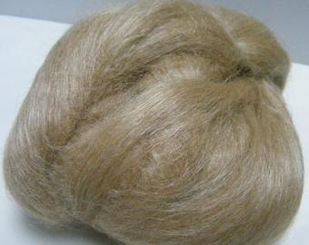 Fawn Alpaca and Tussah Silk Top