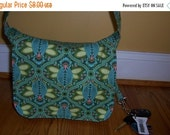50% SALE Messenger Bag PDF Sewing Pattern  - Sew Your Own in 3 Sizes - great laptop or diaper bag - instant download