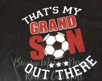 That's My Grandson - Soccer