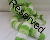 RESERVED for  Michele57  the sock monkey ready to ship