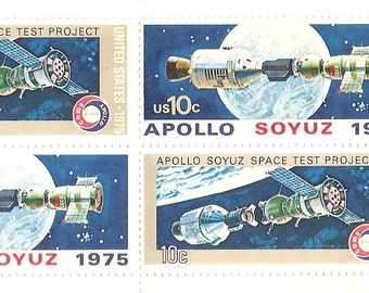 apollo soyuz space test project stamp - photo #7