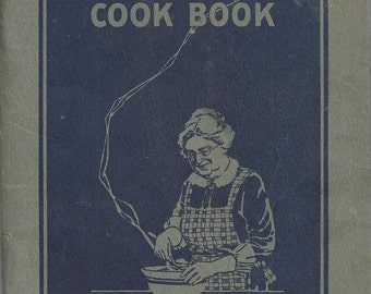Vintage Cook Book by Metropolitan Life Insurance Co 1927