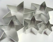 Nested Stars 5 Piece Boxed Cookie Cutter Set