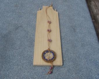 Tree of Life with Pine Needles