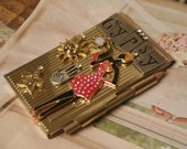 Vintage Note Pad/Gypsy