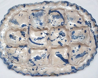 Oyster Plate by Oyster Plate Cove