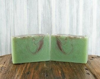 Soap For Men | Bay Rum Cold Process Soap, Luxury Soap, Vegan Soap, Mens Soap, Gift Idea for Men | Bay Rum Soap