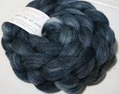 hand-dyed fiber - Double Merino/Silk Fiber - Suits Me colorway