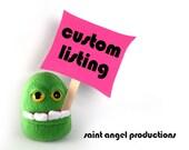Custom Monster