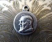 HUGE SALE Saint Santo Padre Pio Of Pietrelcina Italian Religious Miraculous Medal, Sacred Gifts Of Stigmata & Bilocation Patron Saint Of Unb