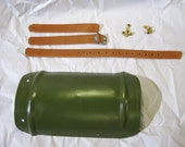 Olive Drab Fallout style shoulder armor KIT