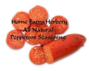 Pepperoni Seasoning, Order now, Easy to use.