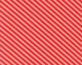 Handmade (55145 23) Red Coral Candy Stripe Bonnie & Camille