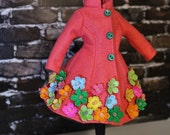 Fit & Flare coat for Blythe