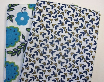 Free Spirit Rosanna Bowles Darjeeling Cotton Quilting Fabric Remnant Pack