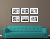 Six -8x12 Fine Art Infrared Photographs of Your Choice