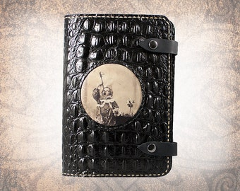 Sideshow - Leather Journal Cover
