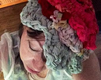 Fairy Flower Hat