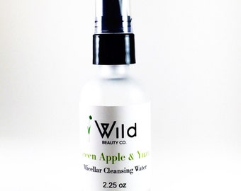 Green Apple and Yuzu Micellar Cleansing Water
