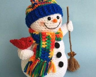 FLAKEY MCFROST PDF Crochet pattern (English only)