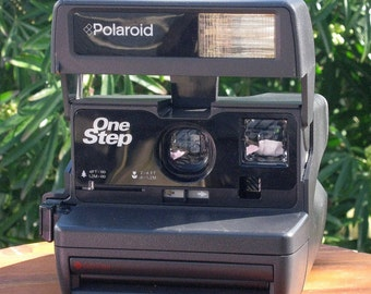 Working Polaroid One Step Instant Film Camera for Impossible Project PX-600 Film