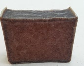 Free Shipping Clove essential oil Cinnamon Soap Handmade Natural Cocoa powder Shea Butter cold process aromatherapy 4 ounces