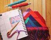 RESERVED LISTING for Lauren K. | DIY Handweaving | Tapestry Weaving | Learn on a Loom