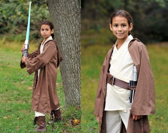 star wars luke sky walker/ jedi  costume