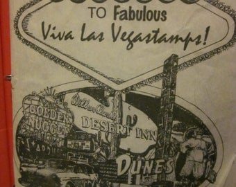 Viva Las Vegas Rubber Stamp Catalog