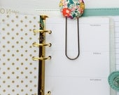 Liberty of London Planner Clip