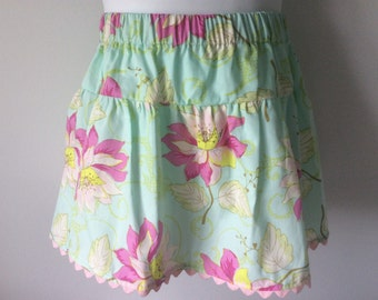 Handmade toddler skirt