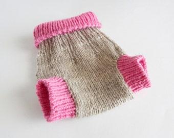 Wool Soaker Diaper Cover Preemie