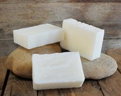 Handmade Old Fashioned Lye Soap - Grandma's Soap - Lard and Lye Soap - Scrub Soap - Handmade Washing Soap - Laundry Stain Remover Soap