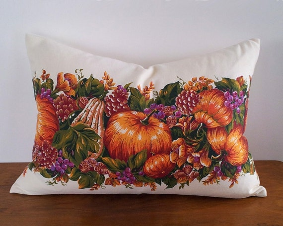 Decorative Pillows For Fall : Thanksgiving Pillow Covers Fall Decorative Throw Pillows