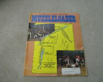1980 July- August Muzzleloader vintage magazine