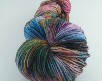 NEW - Terran SW Targhee/nylon Sport Sock - Hashbrown No Filter