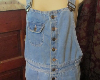 Smexey Stovepipe Overalls Vintage 80's Rare and Wonderful