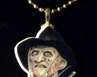 Freddy Krueger Necklace