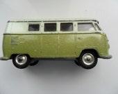 Volkswagen Camper Van Corgi toys 434 1960s British unboxed